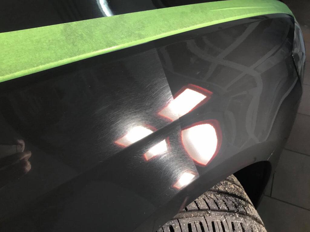 renovace laku automobilu 50-50